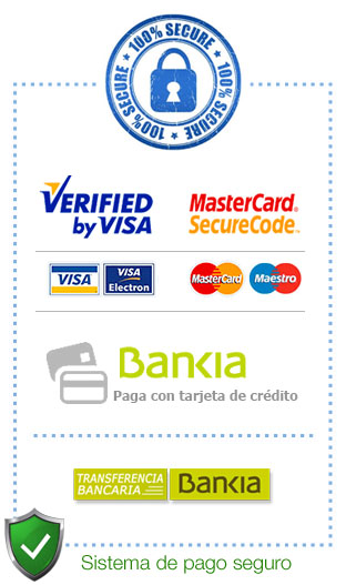 EventFactory.es - Payments 100% safe!